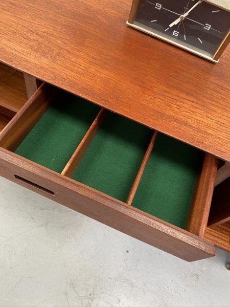 1960s Mid Century Teak Sideboard by Meredew