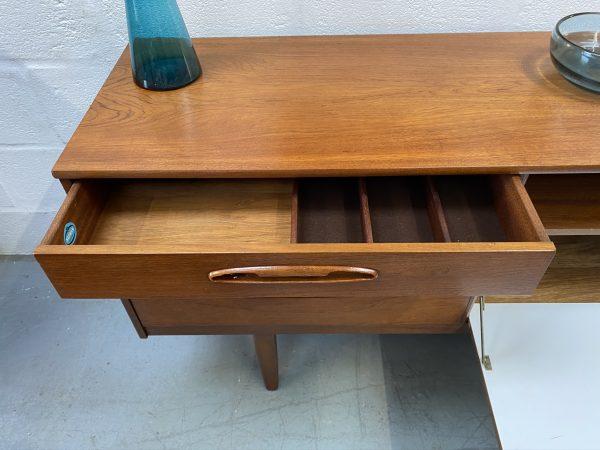 Vintage 1960s Teak Sideboard by Nathan Furniture