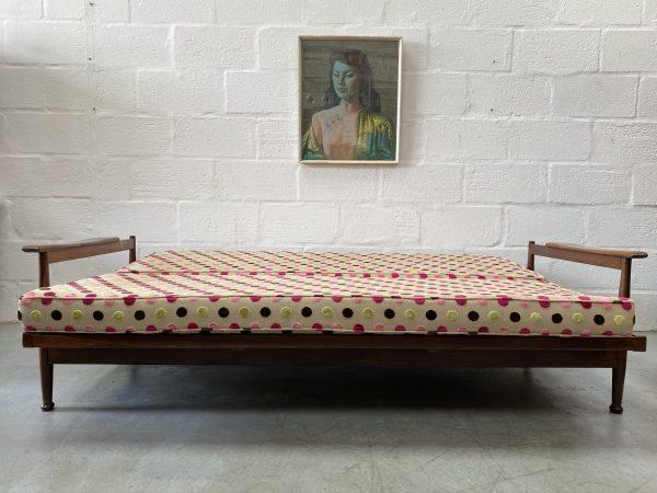 Mid Century 1960s Teak 'Manhatten' Guy Rogers Day Bed