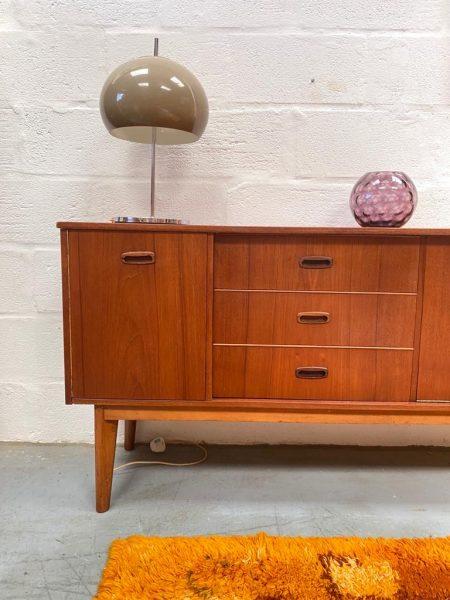 1960s 'Danish Inspired' Mid Century Sideboard