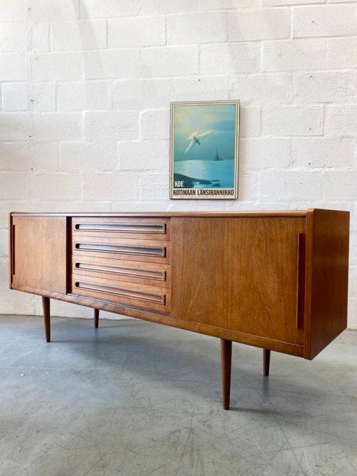 Danish Mid Century Sideboard by Johannes Andersen