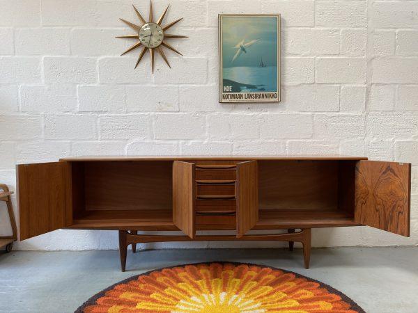 Mid Century G Plan 'Fresco' Sideboard Vintage