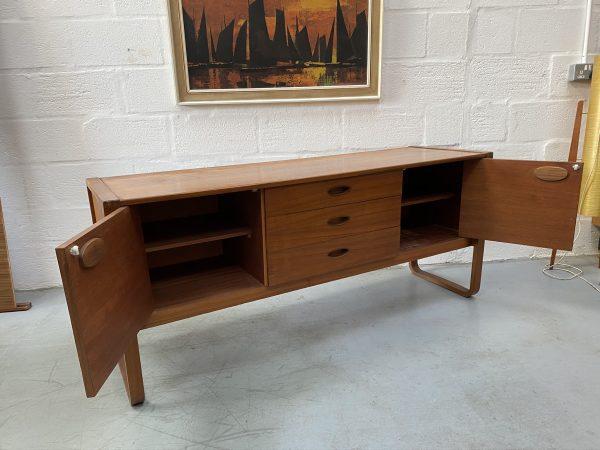 Mid Century Uniflex Sideboard by Gunther Hoffstead