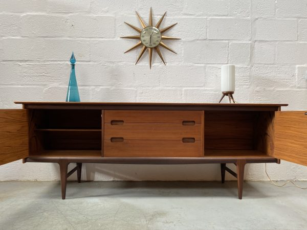 Mid Century Teak Sideboard by John Herbert for Younger