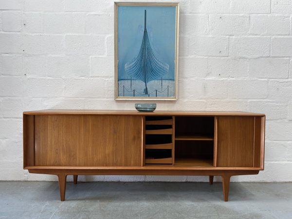Danish Mid Century Sideboard by Bernhard Pedersen & Søn, 1960s