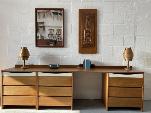 Vintage 'Summa' Teak Modular Storage Unit Designed by Sir Terence Conran