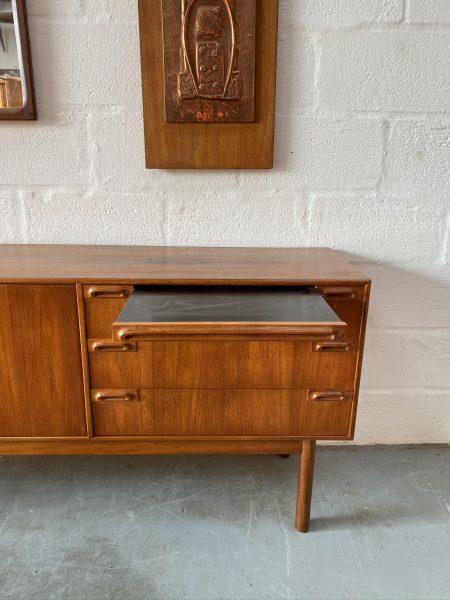 Vintage Mid Century 'Drumond' Teak Sideboard by A H McIntosh