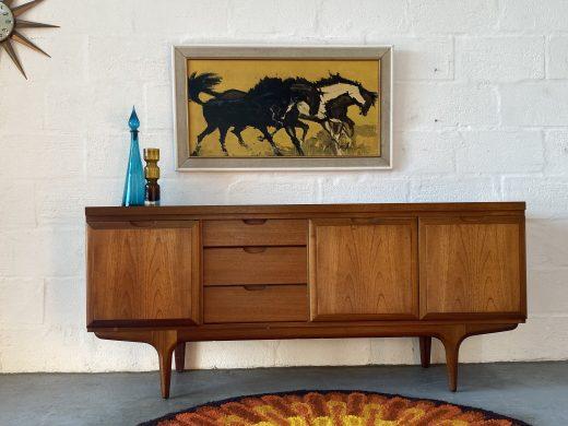 1960s Mid Century Vintage GREAVES & THOMAS Sideboard