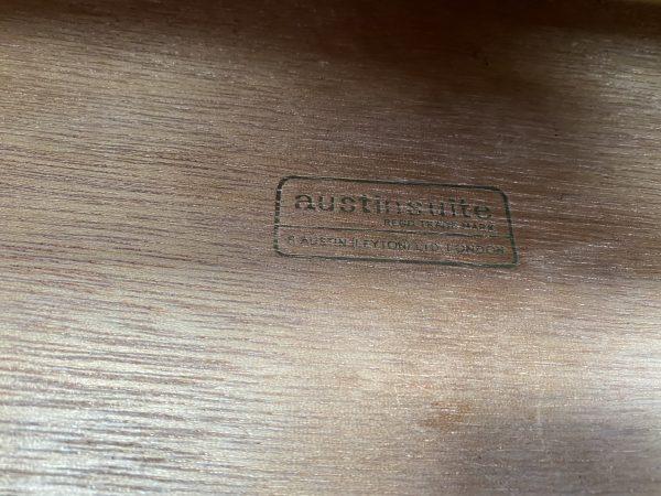 Vintage Mid Century 1960s Austinsuite Desk / Dressing Table