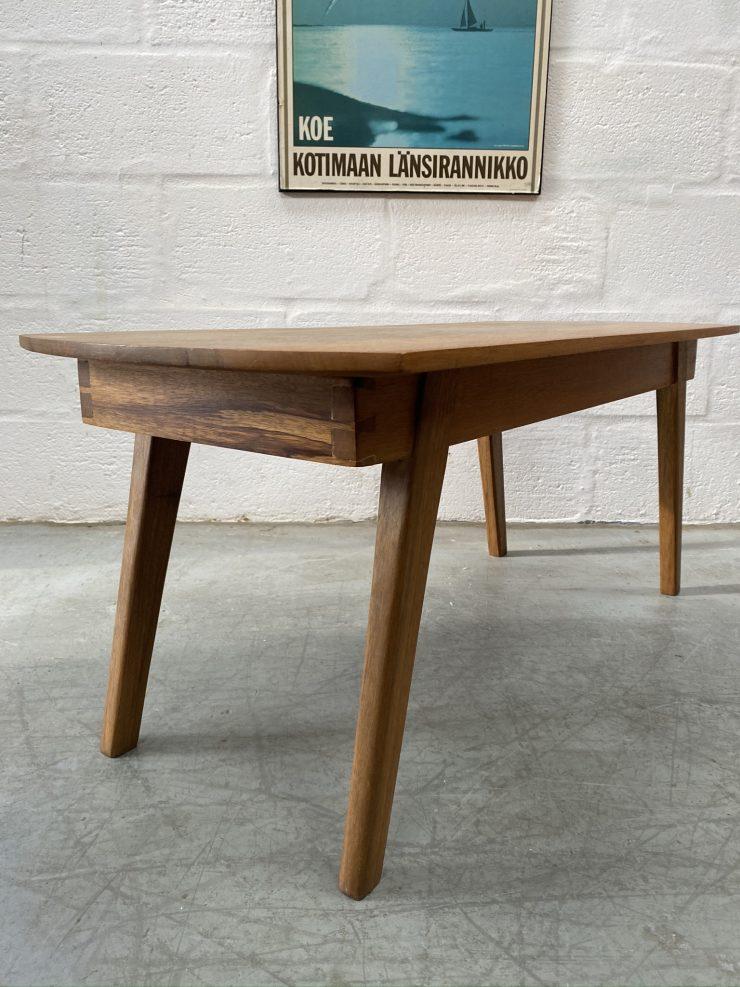 Mid Century Coffee Table Vintage 1960s