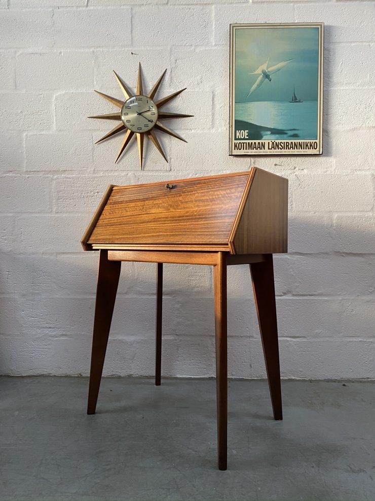 Morris of Glasgow Cumbrae Writing Desk / Bureau Designed by Neil Morris