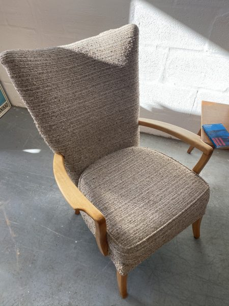 Mid Century Vintage 1950s G Plan Easy Occasional Chair