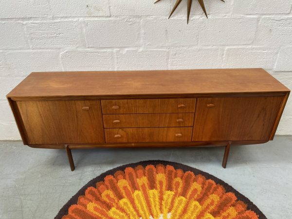 1960s Teak Sideboard by White & Newton of Portsmouth Mid Century