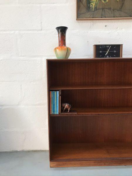 Mid Century Vintage Teak Bookcase By IB Kofod Larsen for G Plan