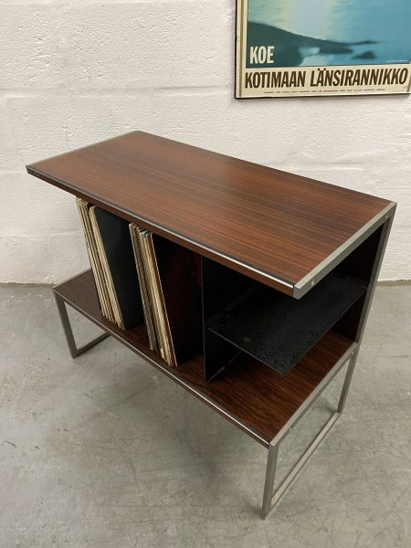 Vintage Retro Rosewood Media Stand by Bang & Olufsen