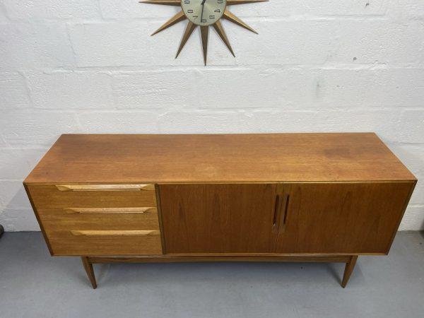 Mid Century Vintage 1960s MCINTOSH Sideboard