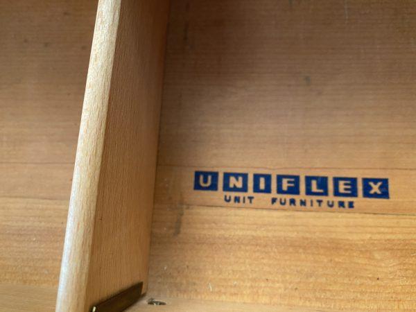 Mid Century Vintage Sideboard / Dressing Chest by Uniflex International
