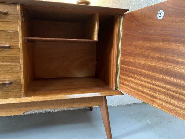 Mid Century Vintage Alfred Cox Sideboard