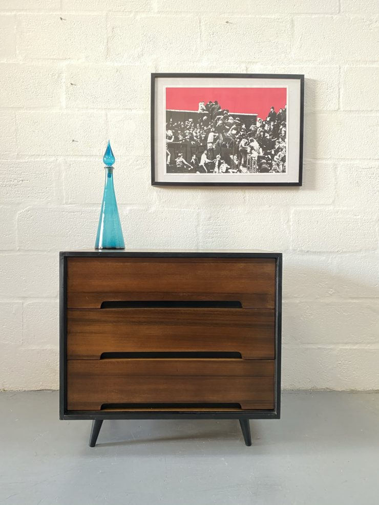 1950s Mid Century 'C' Range Chest of Drawers for Stag