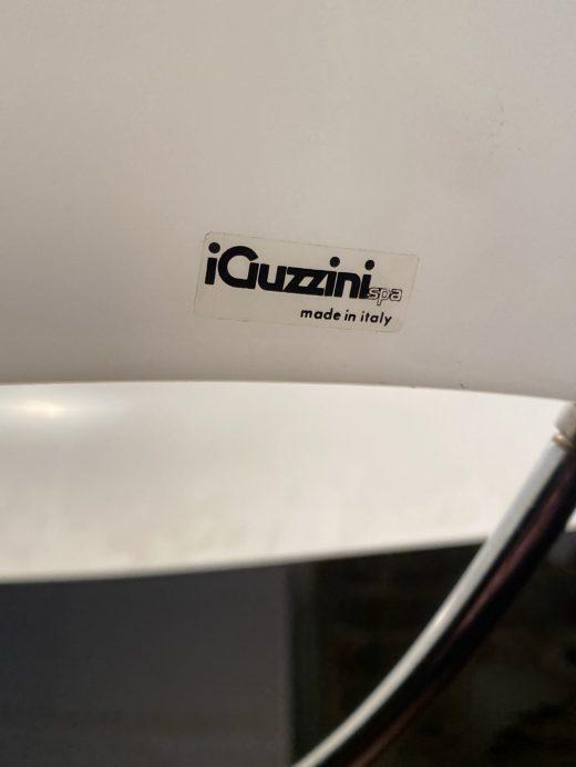 Original Large 1970s iGuzzini Rise and Fall Pendent Light Shade