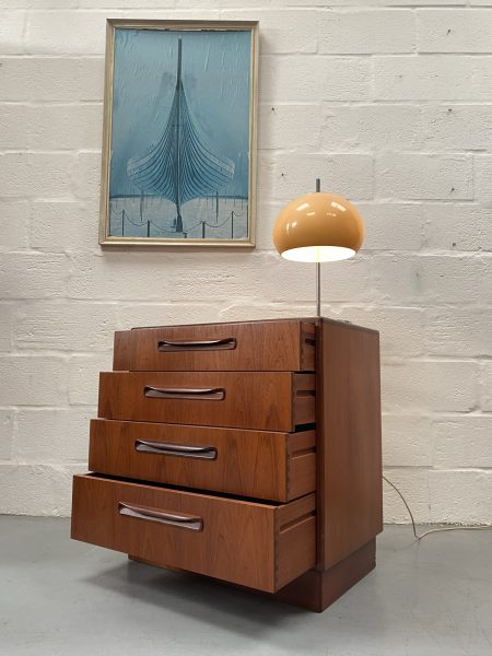 Mid Century Classic G Plan Fresco Chest of Drawers