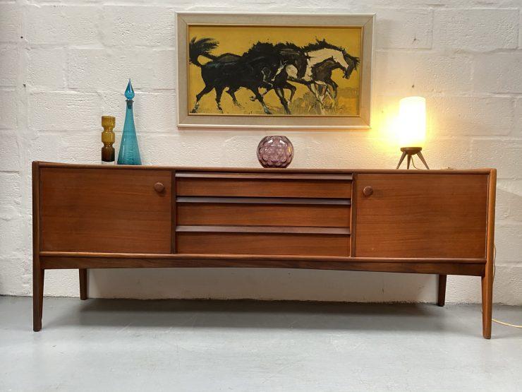 Mid Century 1960s 'Da Silva' Sideboard by John Herbert for Younger