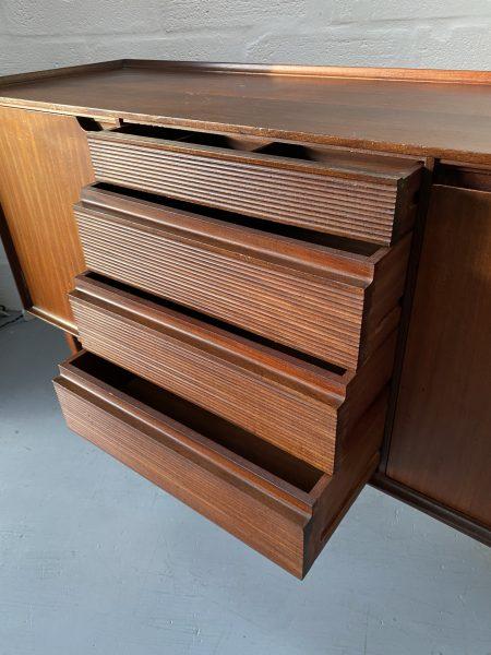 Mid Century 1960s Richard Hornby for Fyne Ladye Small Sideboard