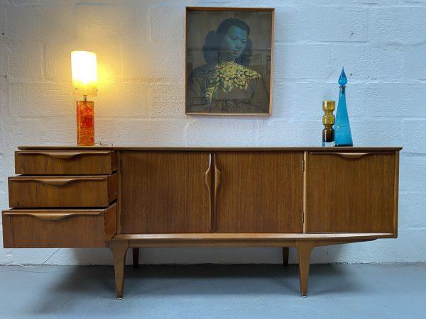Retro Mid Century 1960s Jentique Sideboard