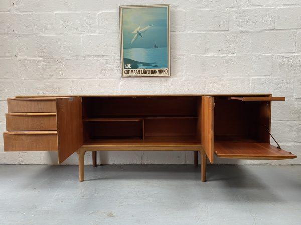 Vintage Retro 1970s McIntosh Teak 'Dunfermline' Sideboard