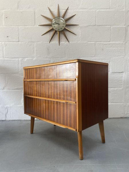 Vintage Mid Century Chest of Drawers