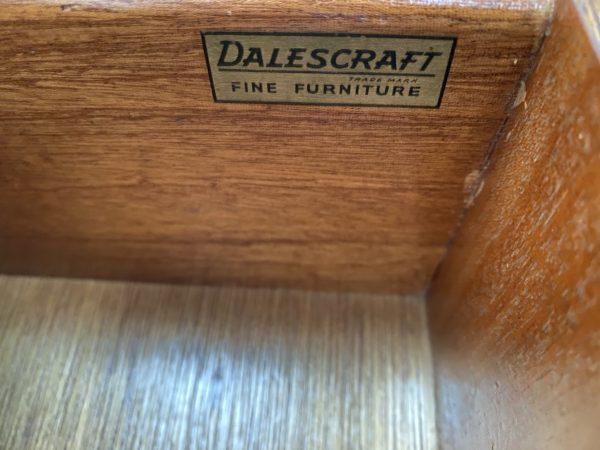 Vintage 1960s Teak Sideboard by Dalescraft