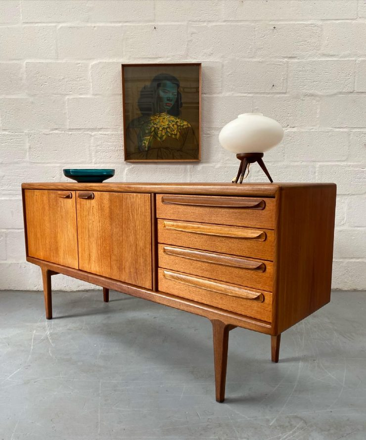 Vintage 1960s Younger 'Sequence' Sideboard