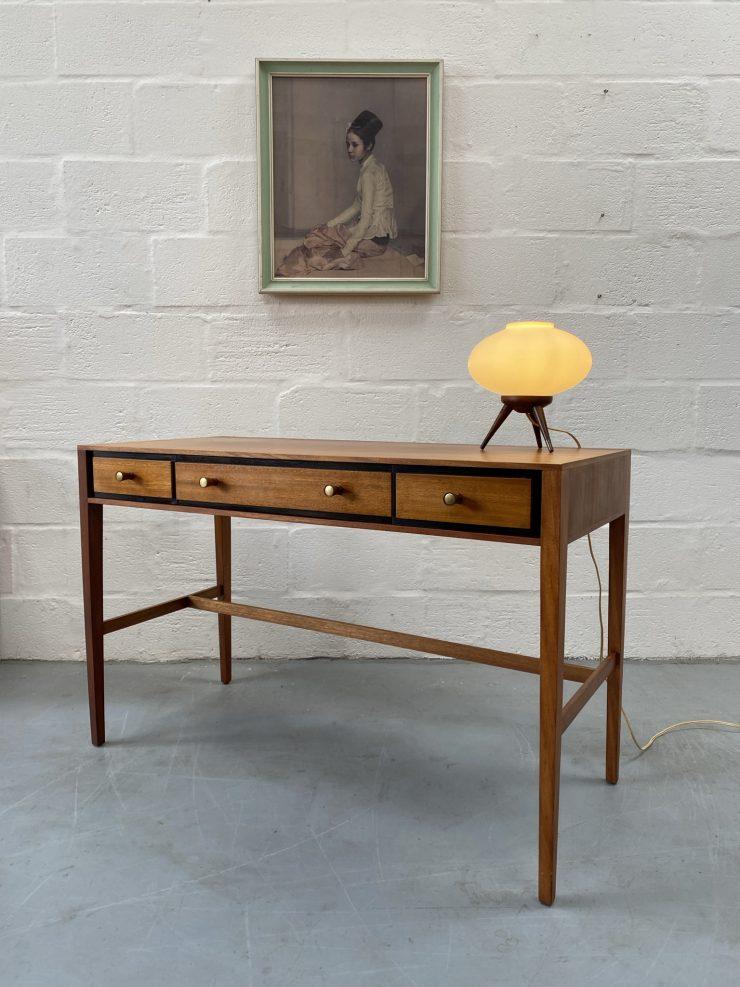 Vintage 1950s Loughborough Console Table / Desk for Heals